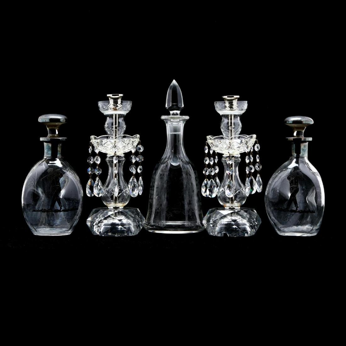 Group of Vintage Glass