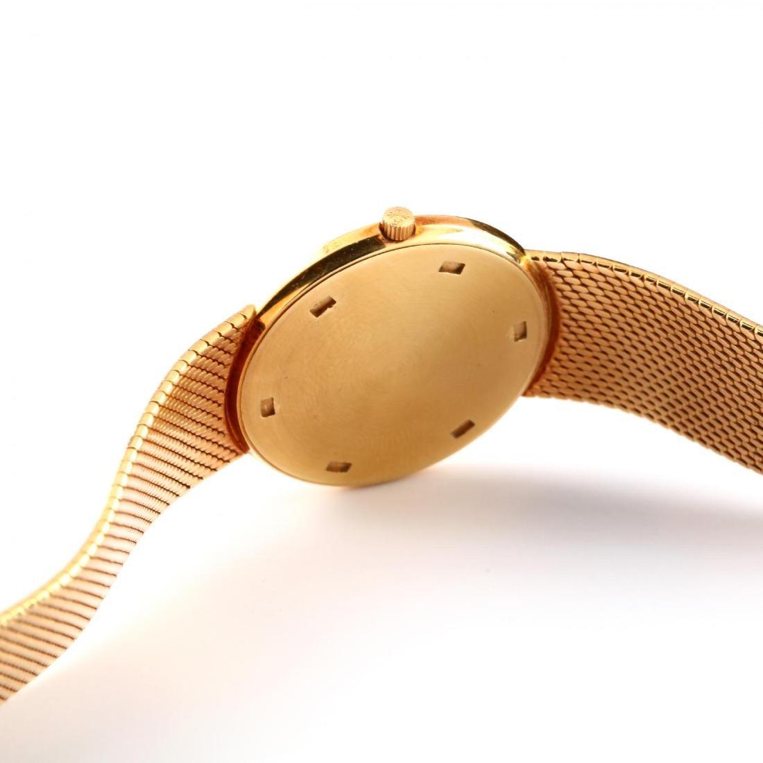 "Gent's 18KT Gold ""Calatrava"" Watch, Patek Philippe - 2"