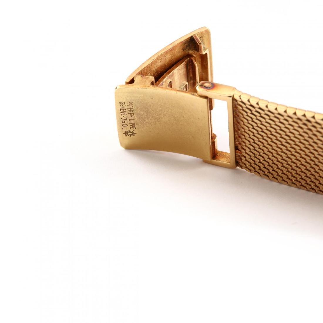 "Gent's 18KT Gold ""Calatrava"" Watch, Patek Philippe - 3"