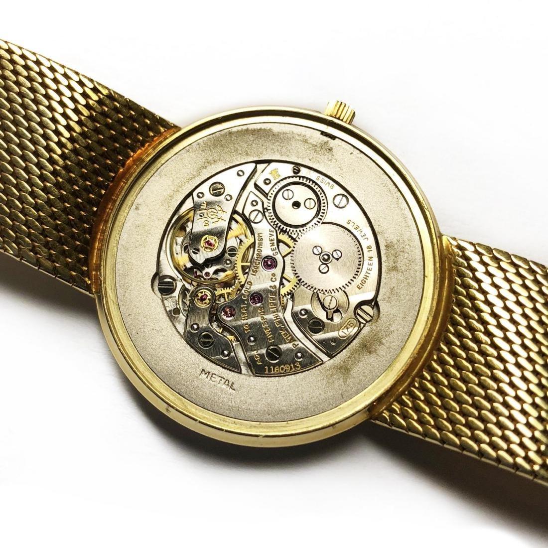 "Gent's 18KT Gold ""Calatrava"" Watch, Patek Philippe - 7"