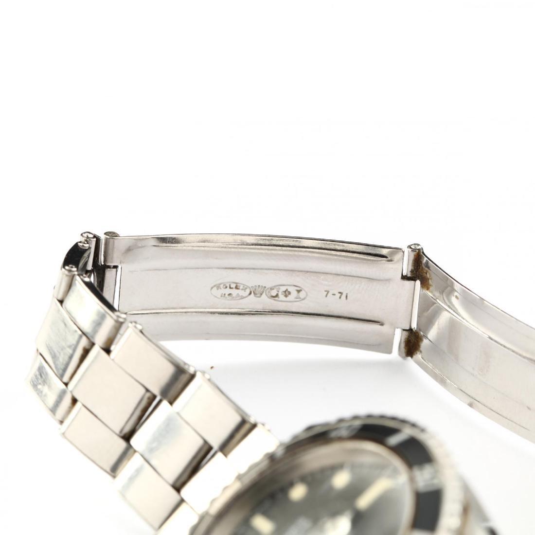 """Gent's Stainless Steel """"Submariner"""" Watch, Rolex - 3"""