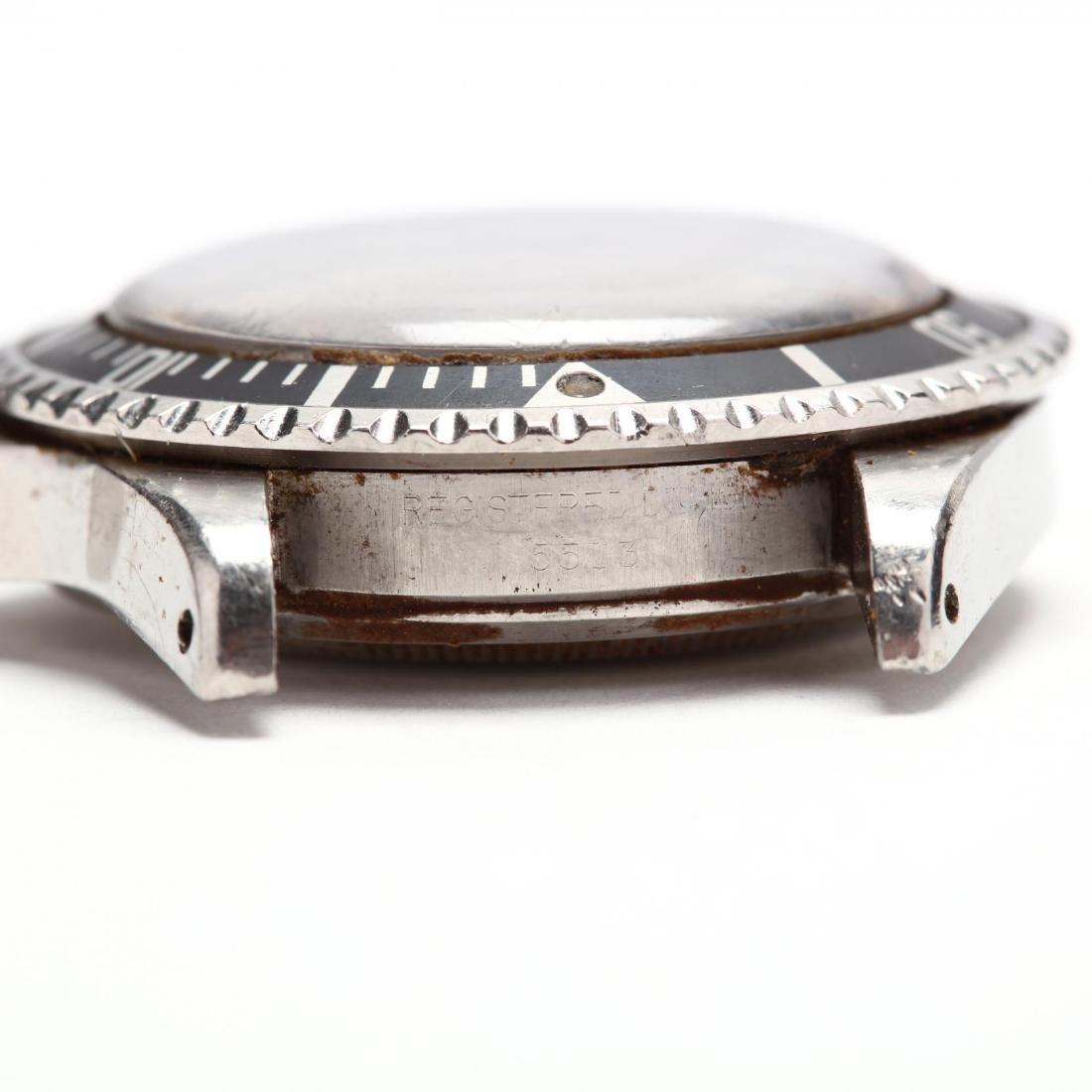 """Gent's Stainless Steel """"Submariner"""" Watch, Rolex - 4"""
