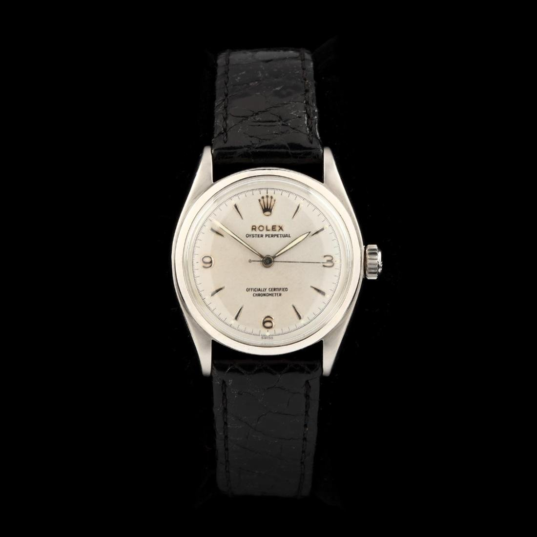 """Gent's Vintage """"Oyster Perpetual"""" Watch, Rolex"""