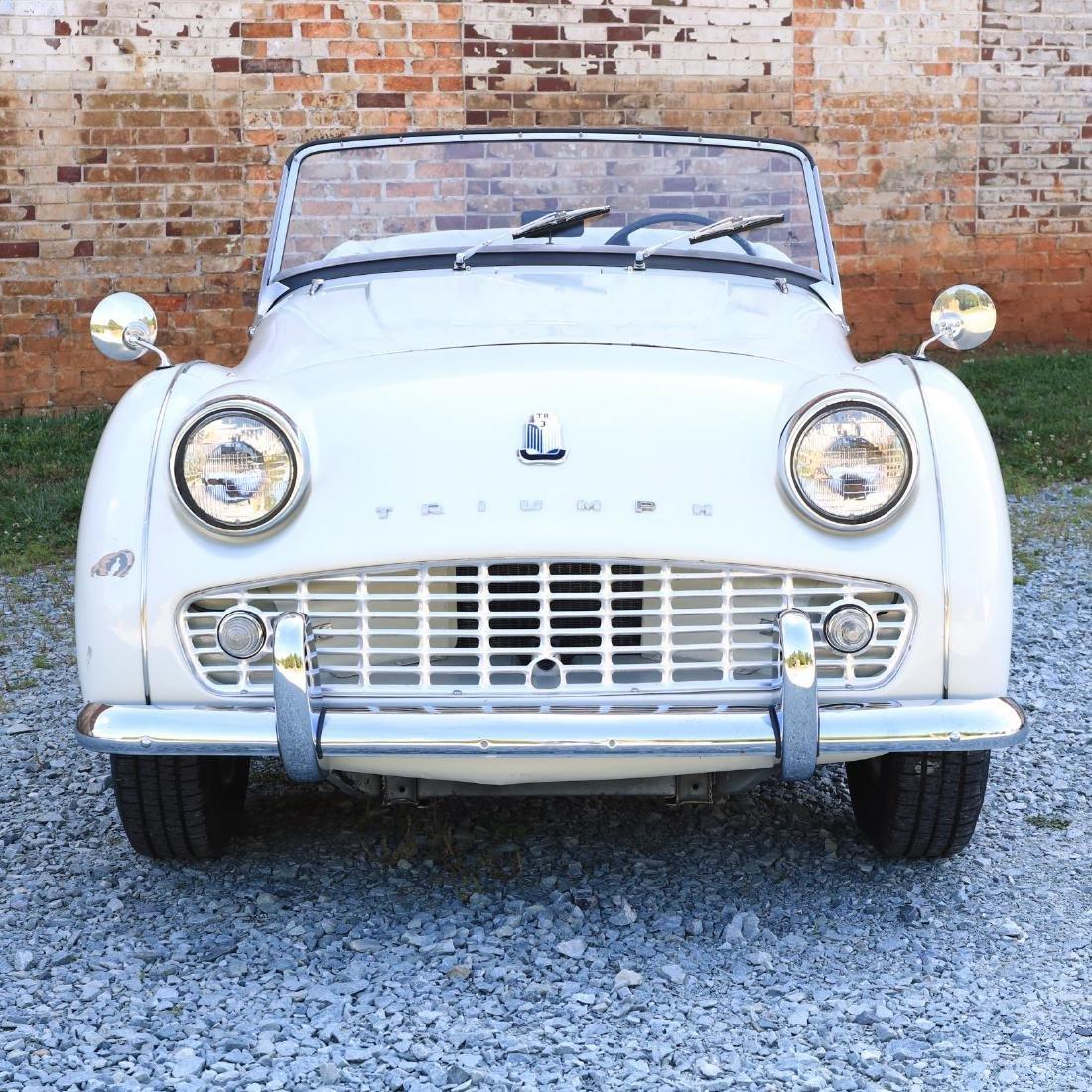 1960 Triumph TR3A - 10