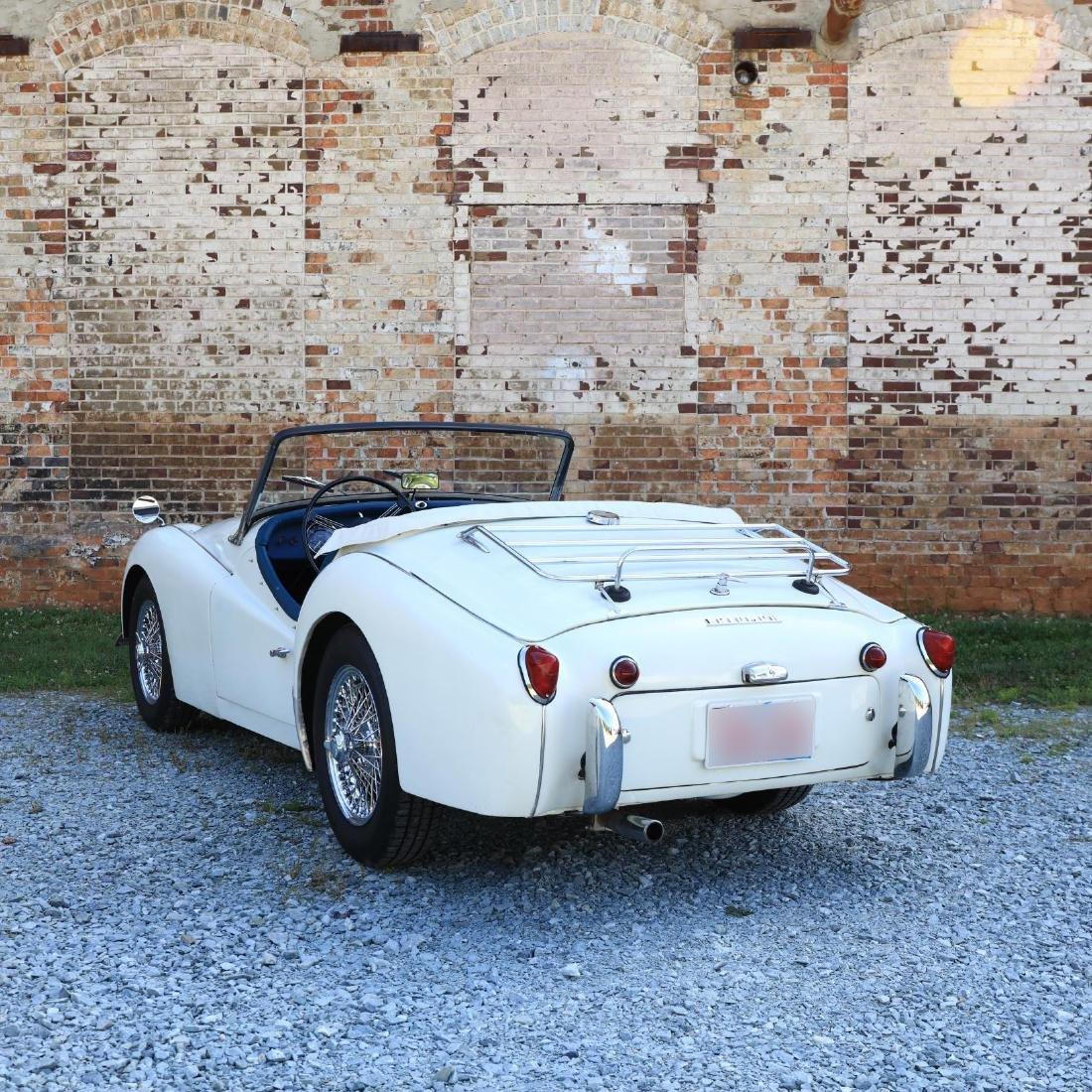1960 Triumph TR3A - 8