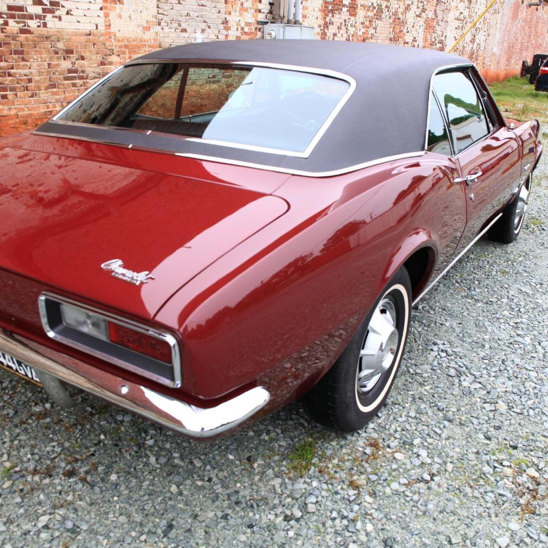 One-Owner 1967 Chevrolet Camaro - 10