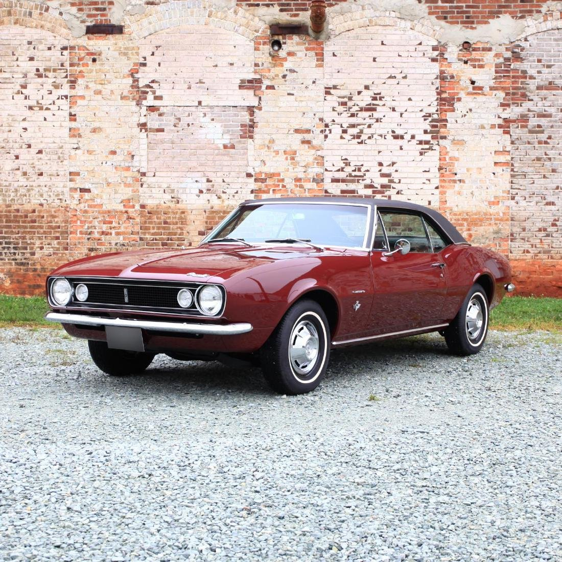 One-Owner 1967 Chevrolet Camaro