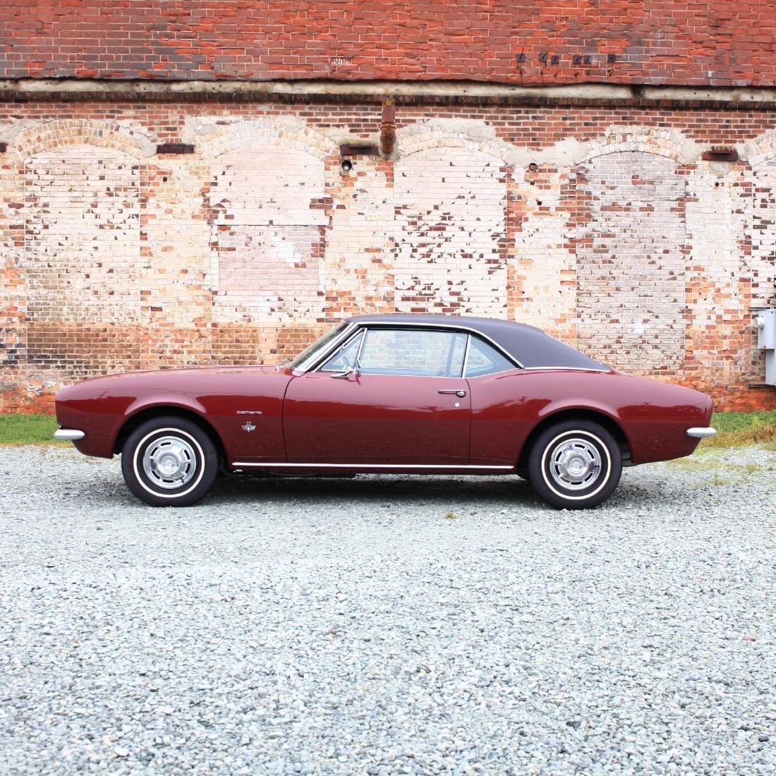 One-Owner 1967 Chevrolet Camaro - 3