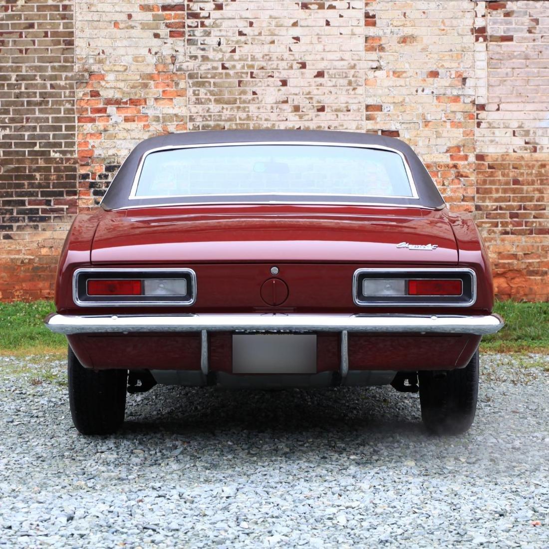 One-Owner 1967 Chevrolet Camaro - 9