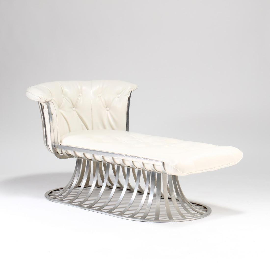 Russell Woodard, Aluminum Chaise Lounge