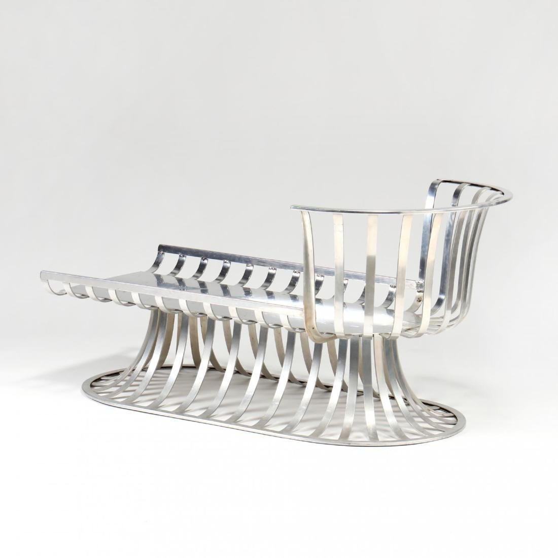 Russell Woodard, Aluminum Chaise Lounge - 6