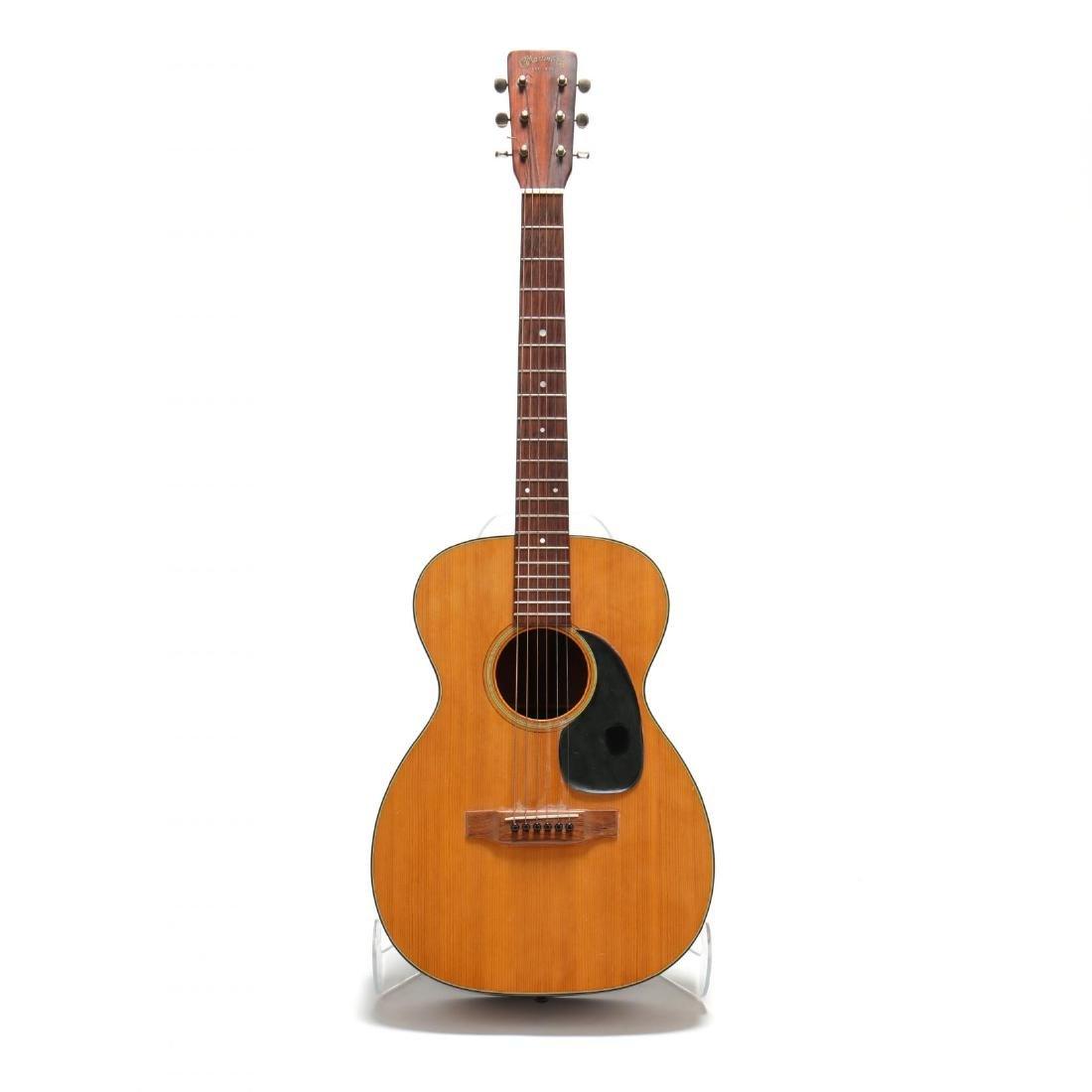 1967 Martin O-18 Flat Top Guitar