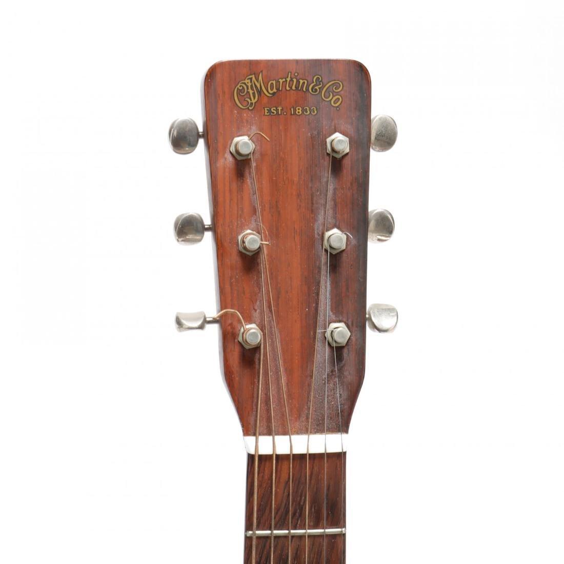 1967 Martin O-18 Flat Top Guitar - 2