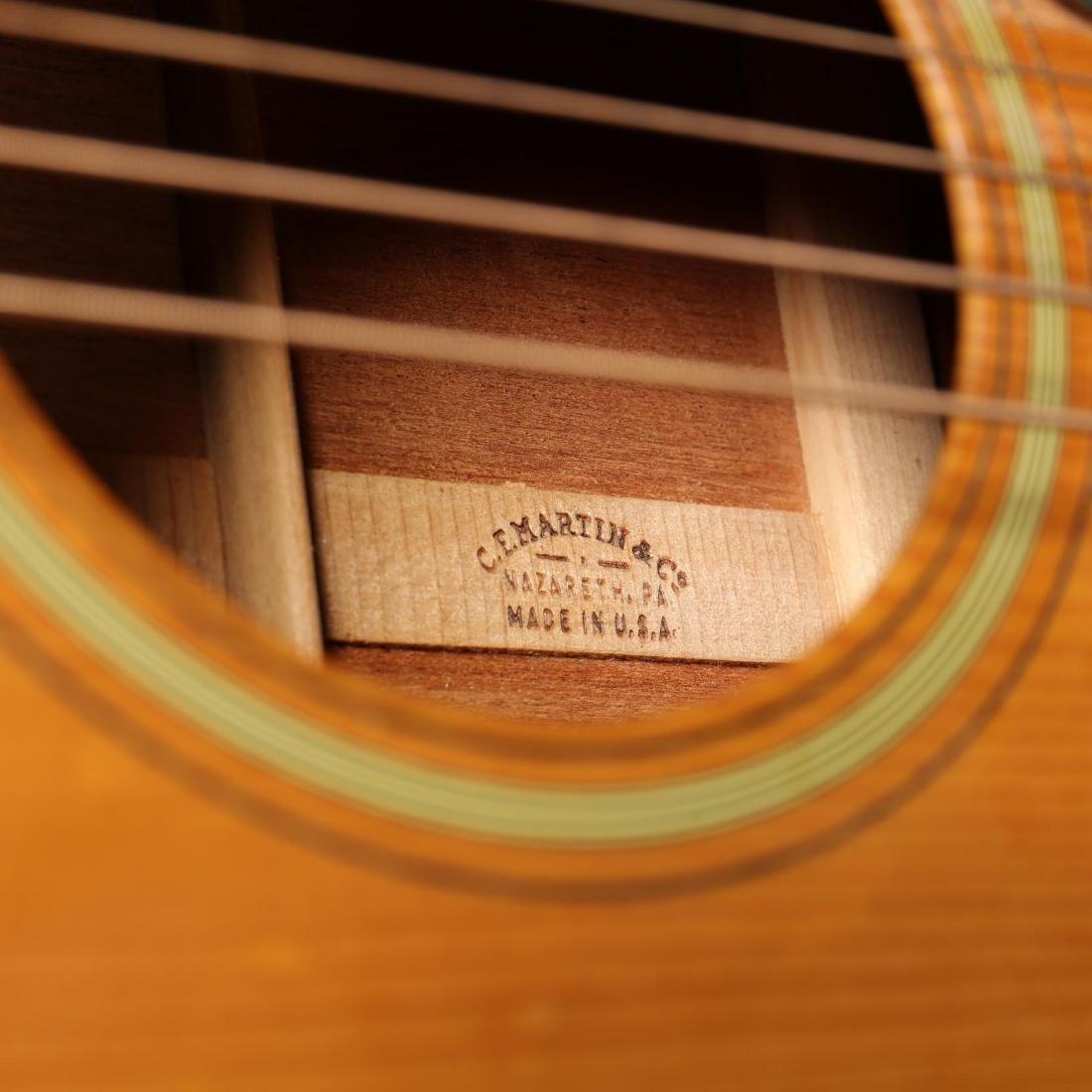 1967 Martin O-18 Flat Top Guitar - 3