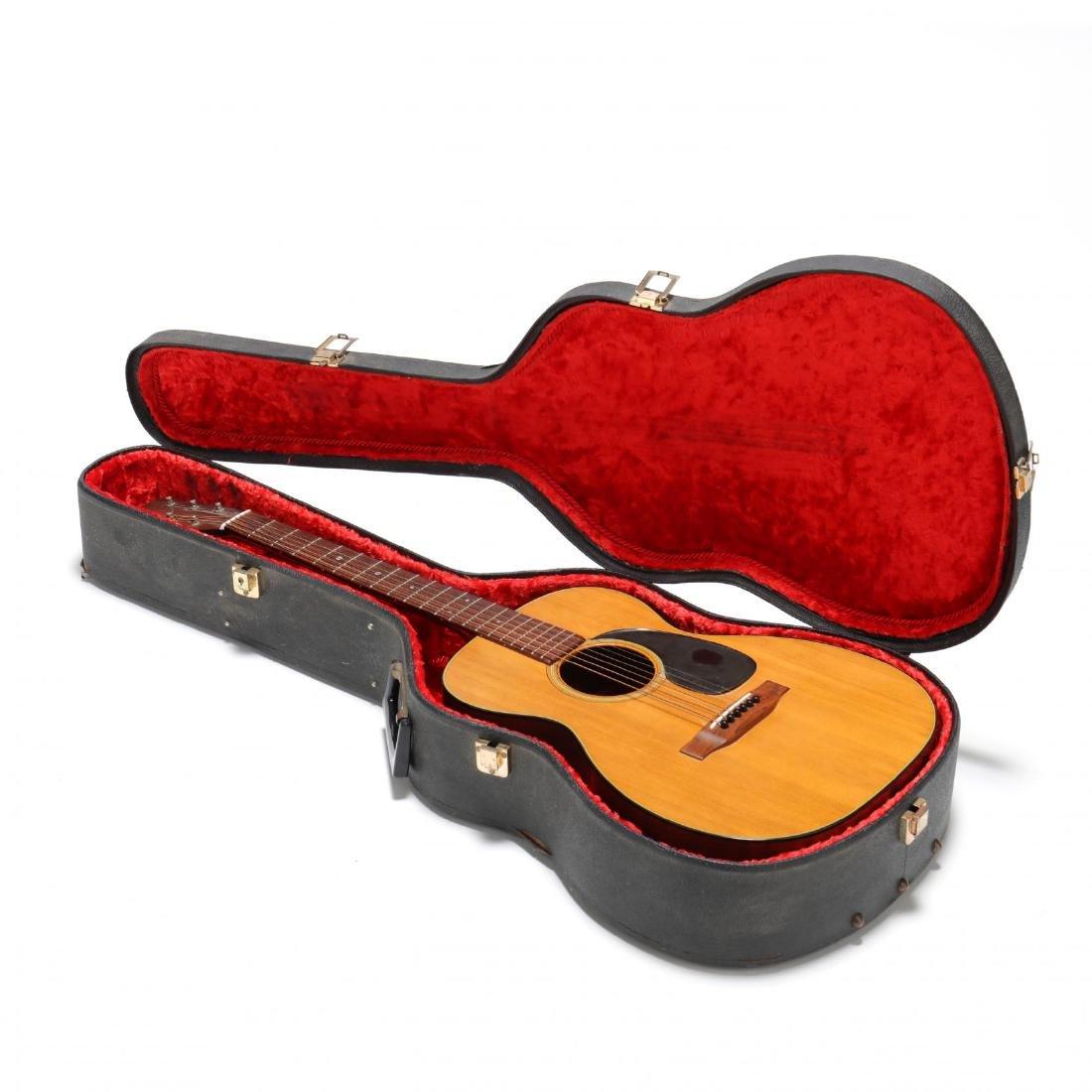 1967 Martin O-18 Flat Top Guitar - 7