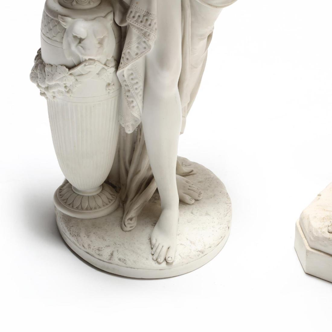 Two Parian Ware Figures - 4
