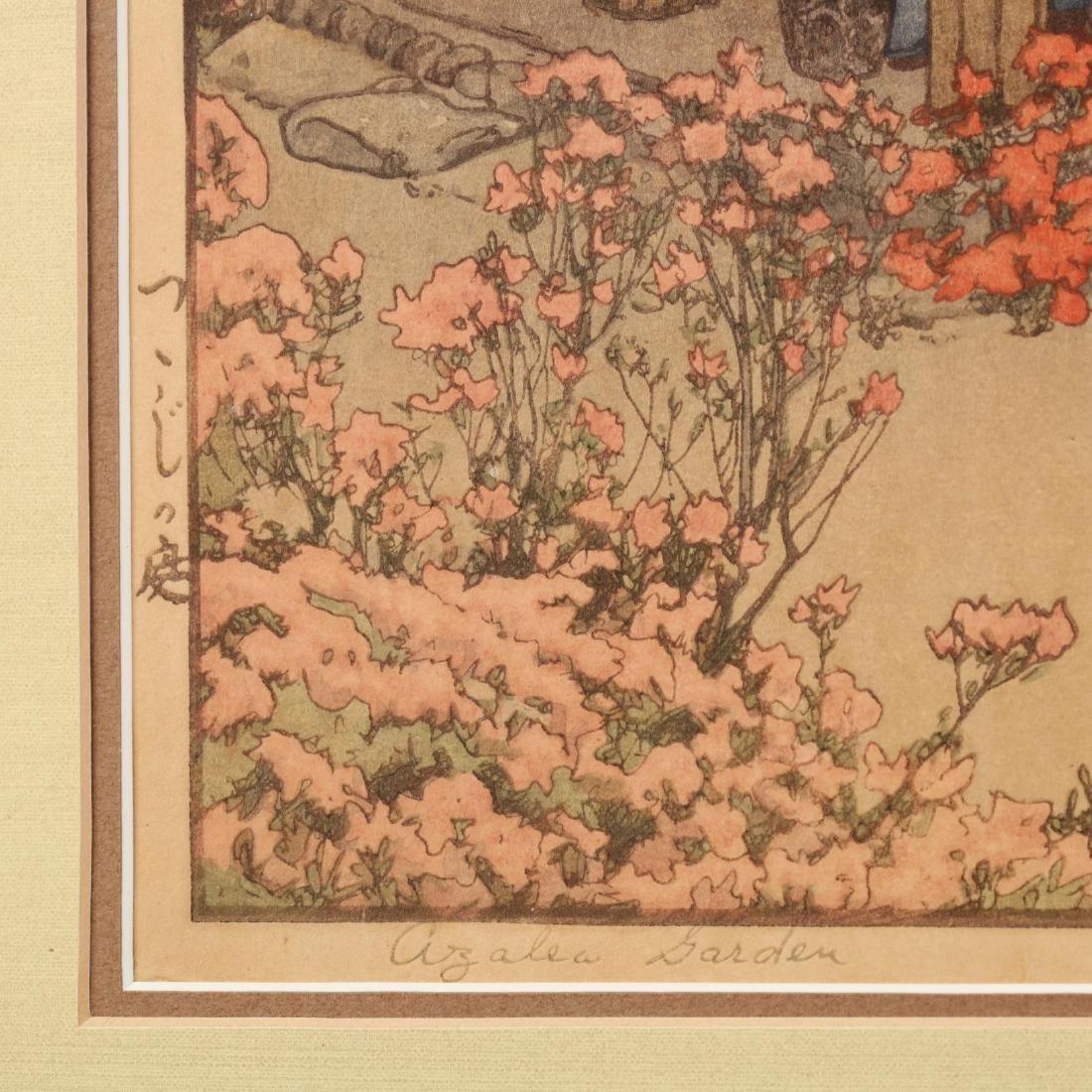 Three Japanese Woodblock Prints by Hiroshi Yoshida - 7