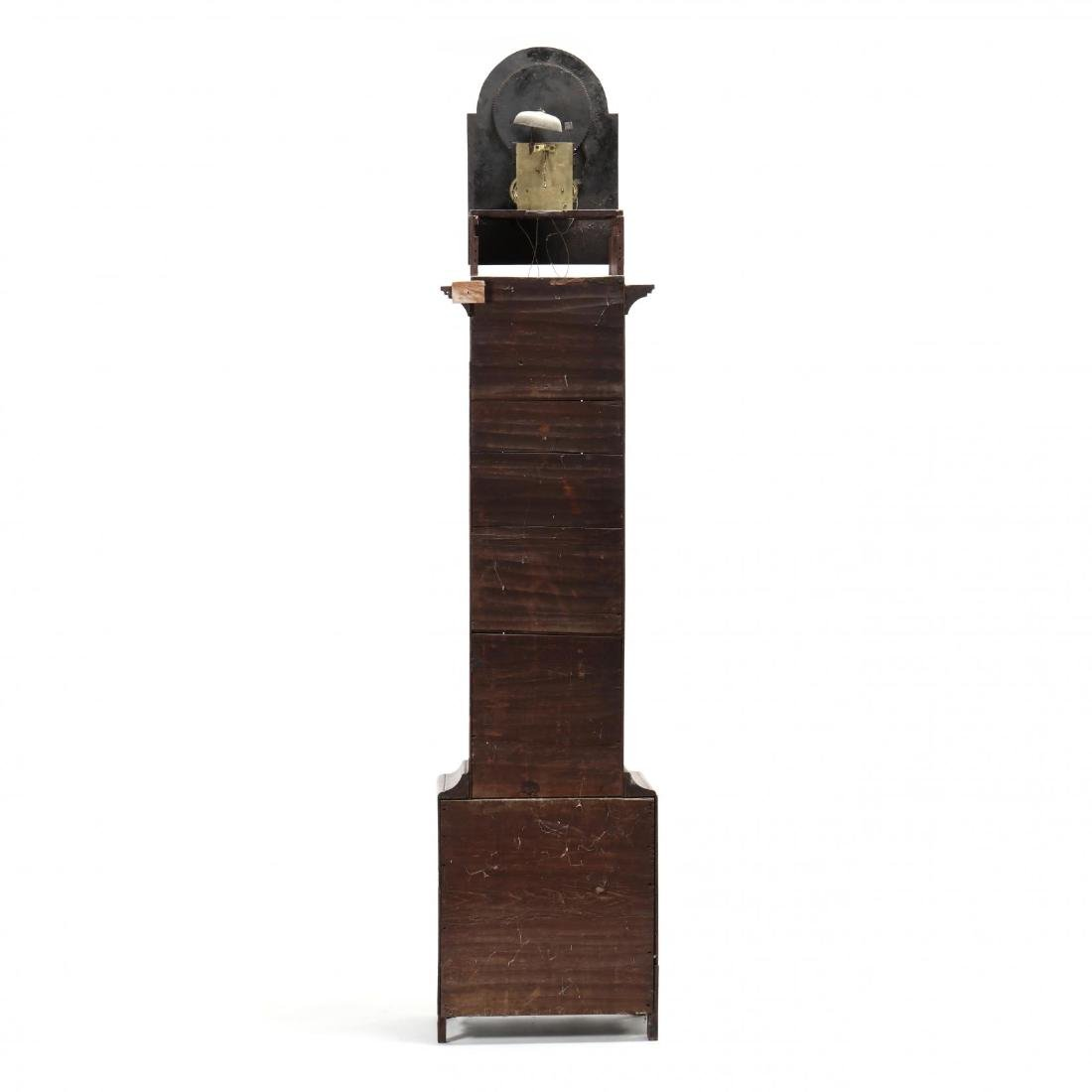 Southern Federal Tall Case Cherry Clock - 10