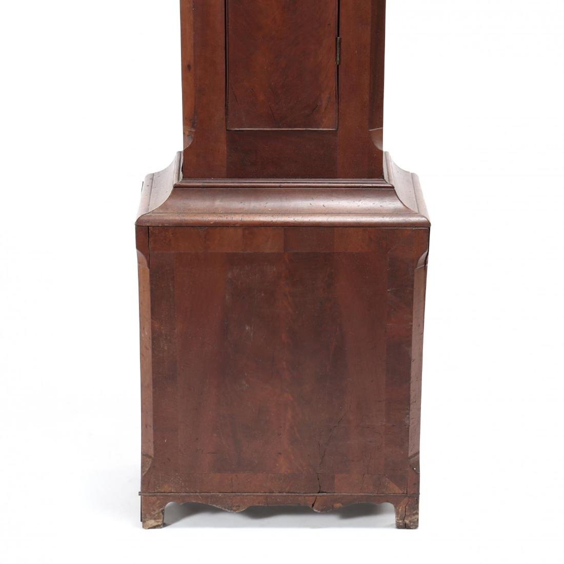 Southern Federal Tall Case Cherry Clock - 2