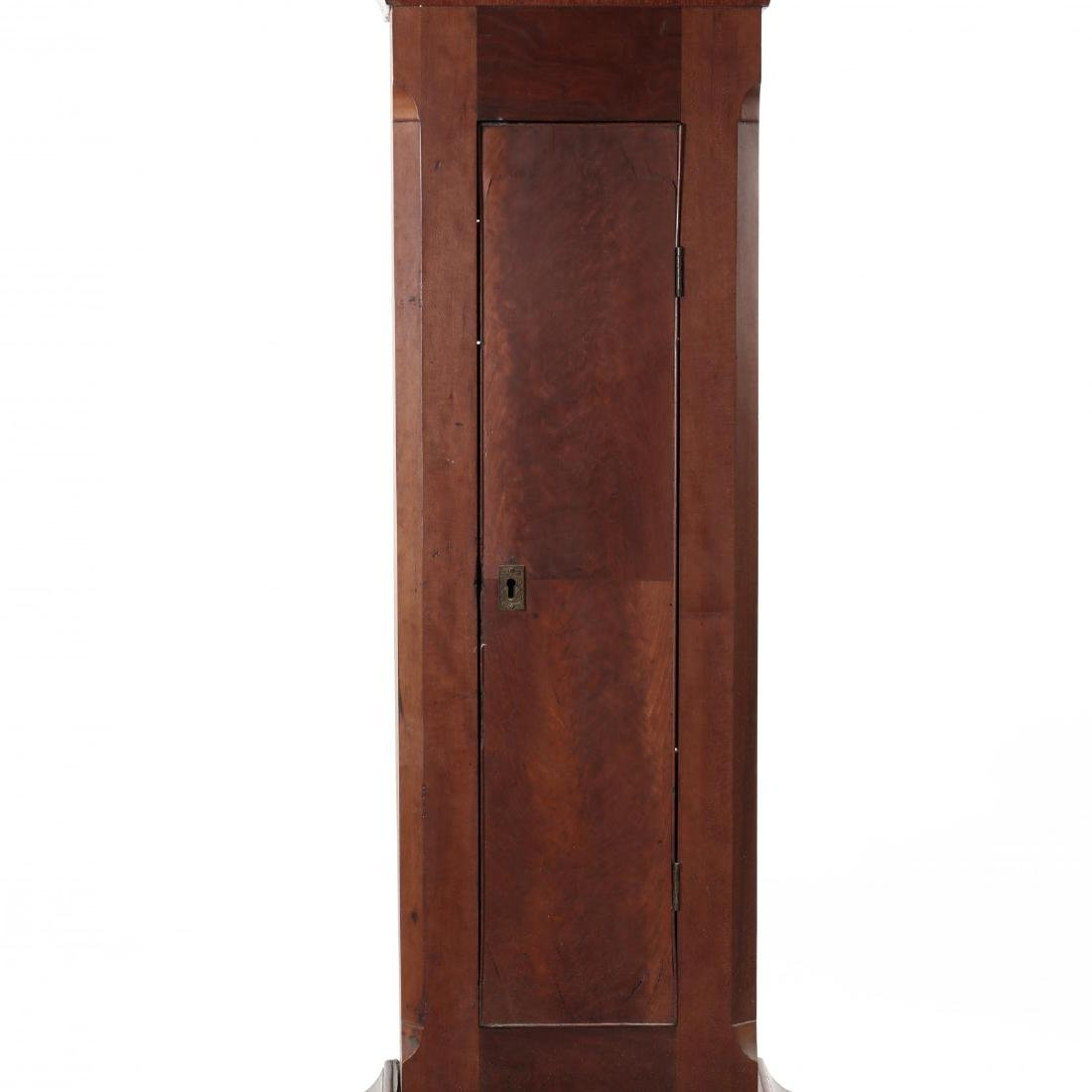 Southern Federal Tall Case Cherry Clock - 4