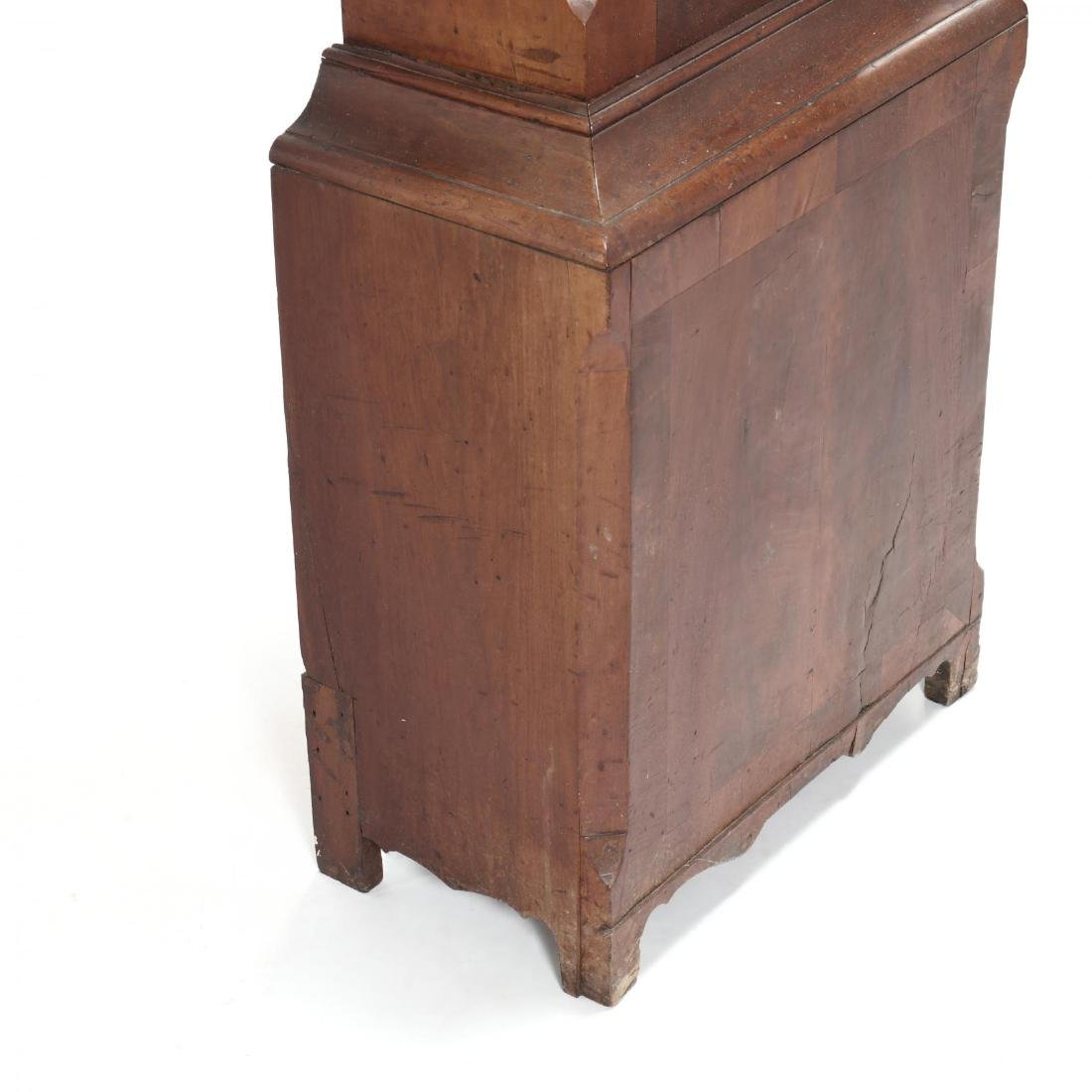 Southern Federal Tall Case Cherry Clock - 6
