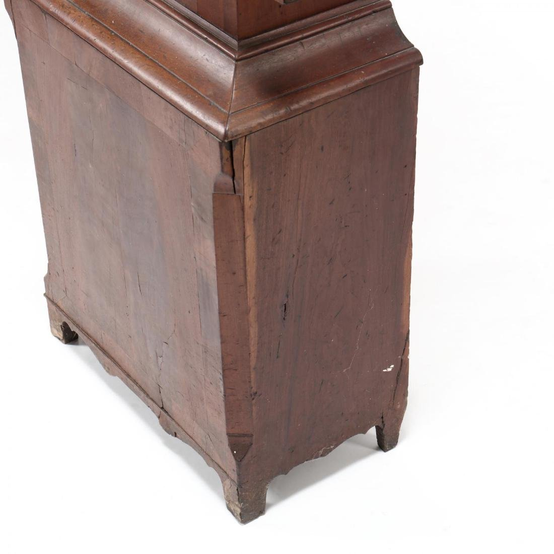 Southern Federal Tall Case Cherry Clock - 7