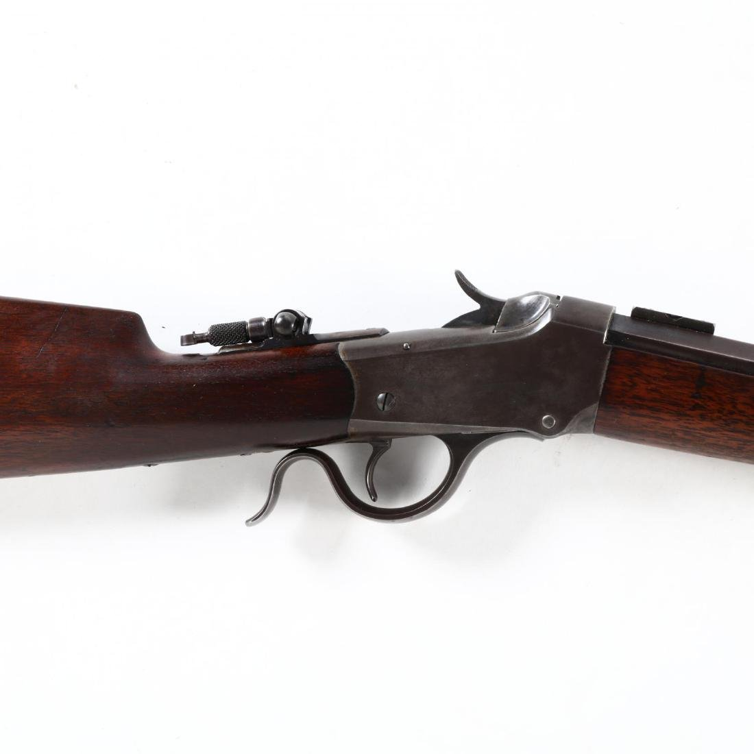 Winchester Model 1885 Low Wall Single Shot Rifle - 3