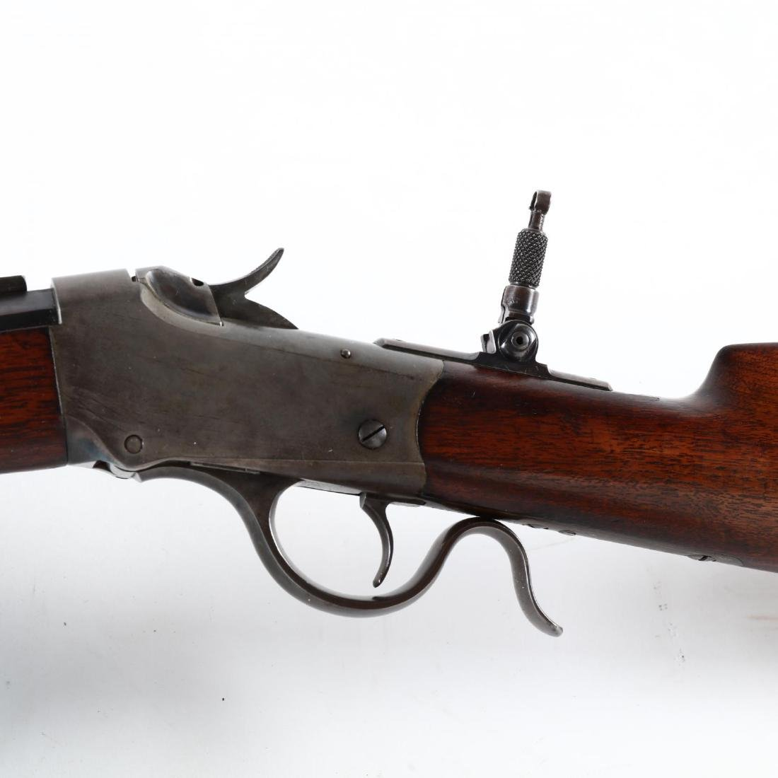 Winchester Model 1885 Low Wall Single Shot Rifle - 8