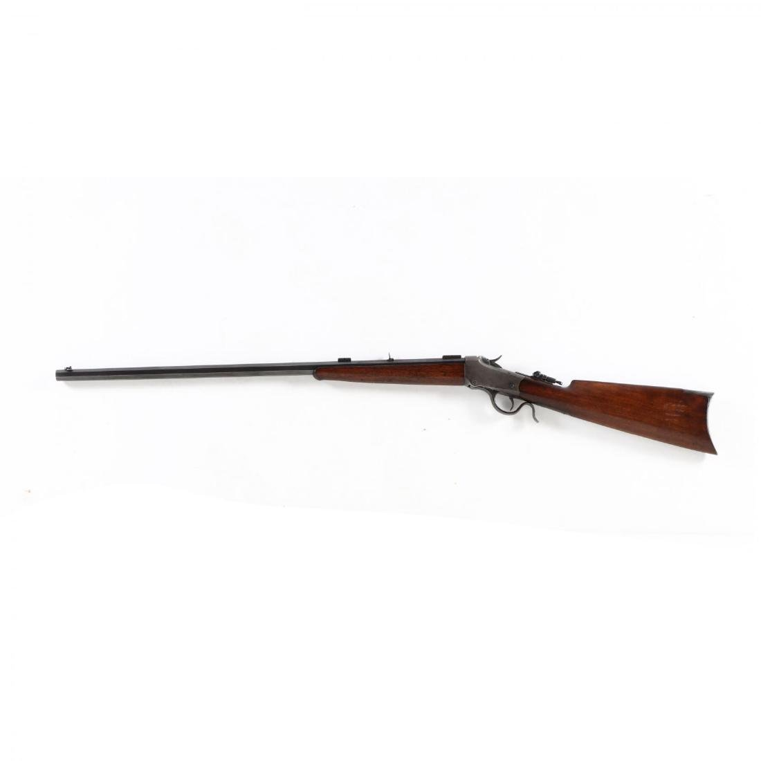 Winchester Model 1885 Low Wall Single Shot Rifle - 9