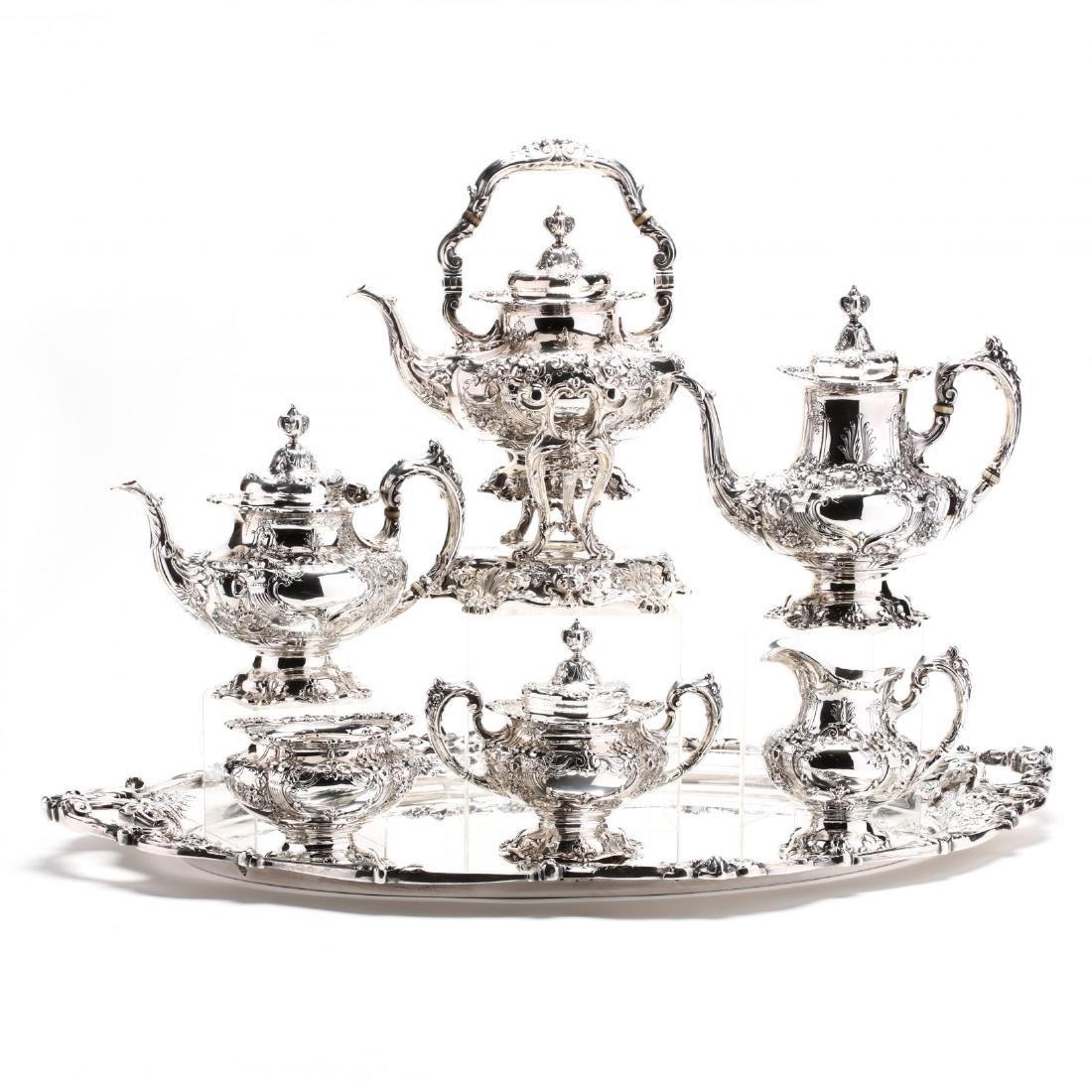 "Reed & Barton ""Francis I"" Sterling Silver Tea & Coffee"