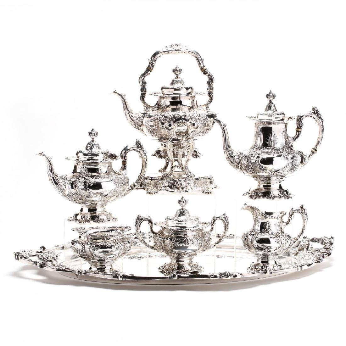 "Reed & Barton ""Francis I"" Sterling Silver Tea & Coffee"