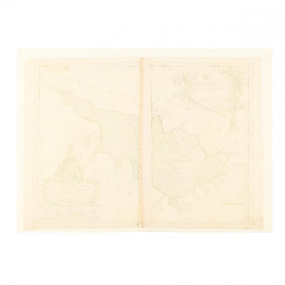 Coronelli, Vincenze Maria.  Acamantis Insula hoggidi - 3