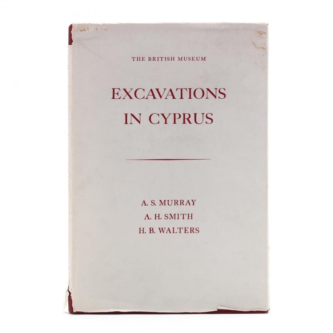 Murray, Smith, and Walters.  Excavations in Cyprus