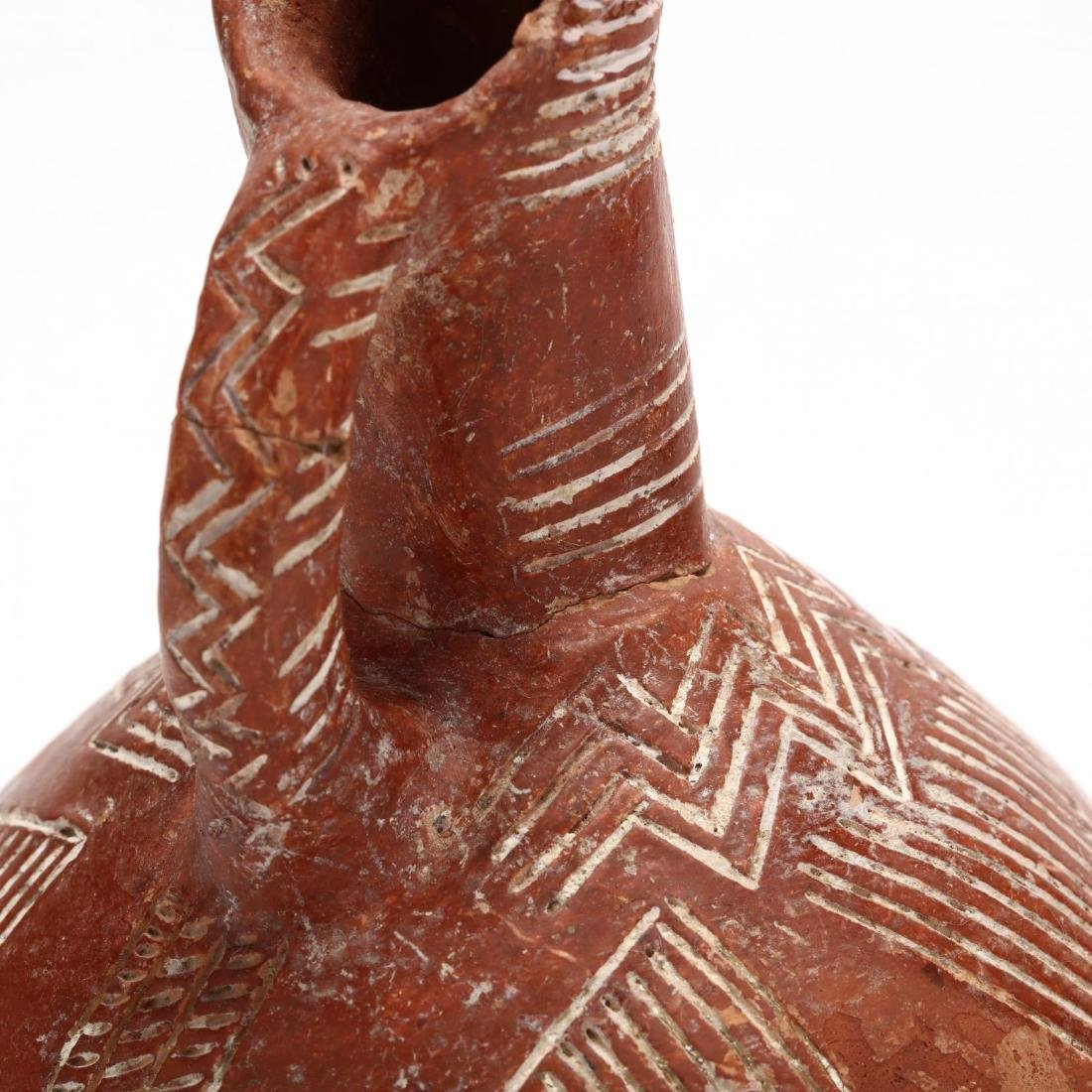 Cypriot Early Bronze Age Polished Red Ware Ewer - 5
