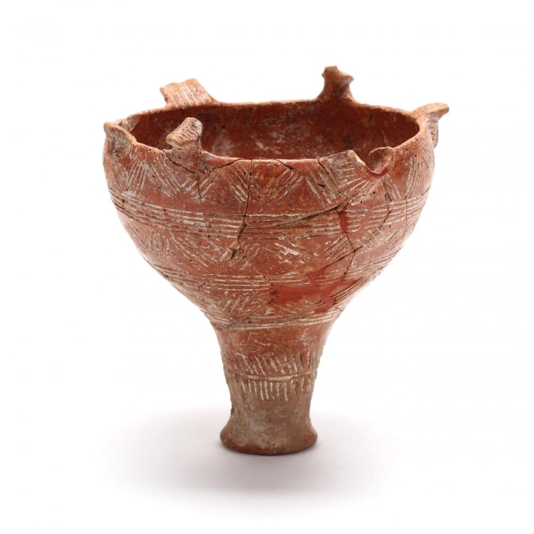 Cypriot Early Bronze Age Polished Red Ware Bowl