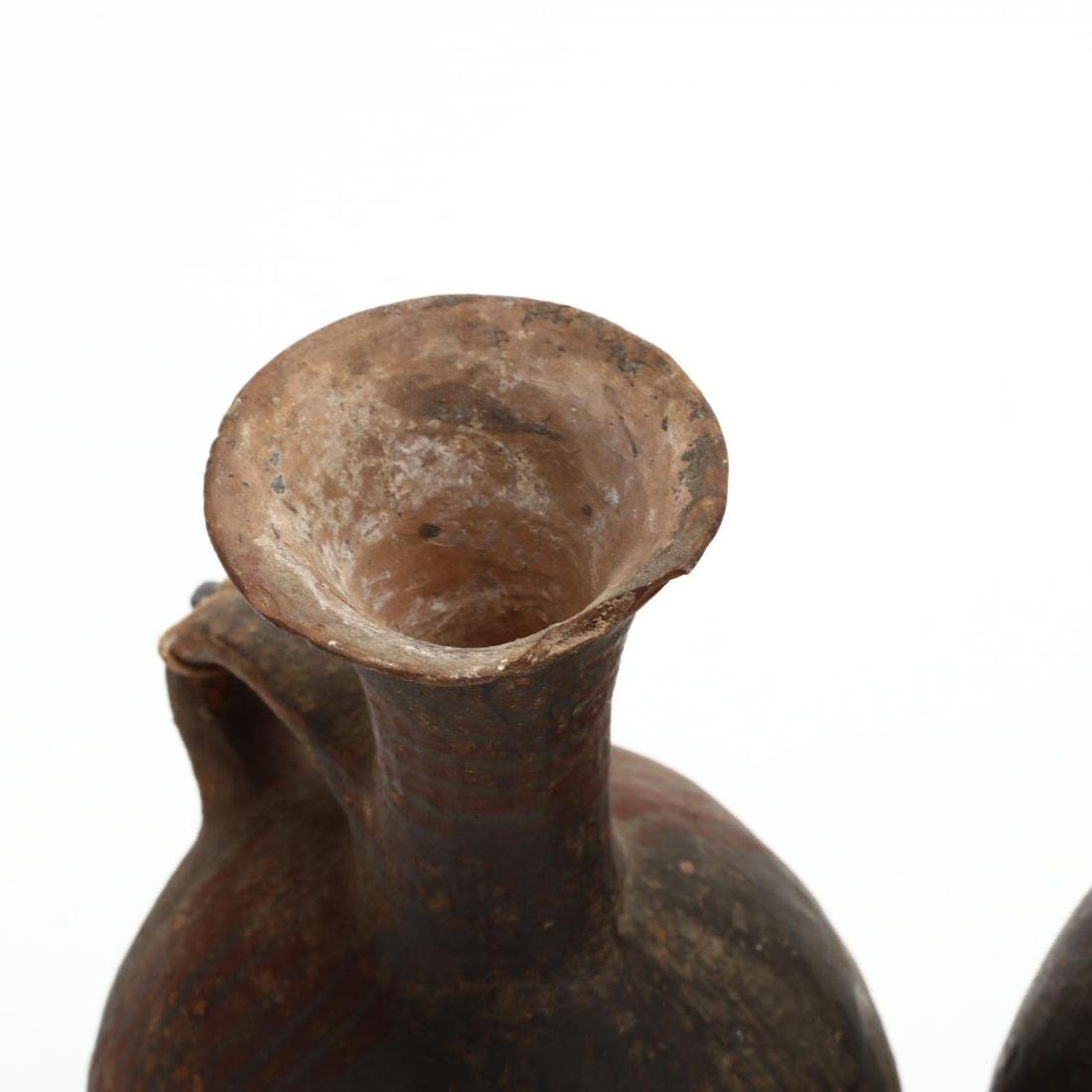 Near Pair of Middle Bronze Age Pitchers - 2