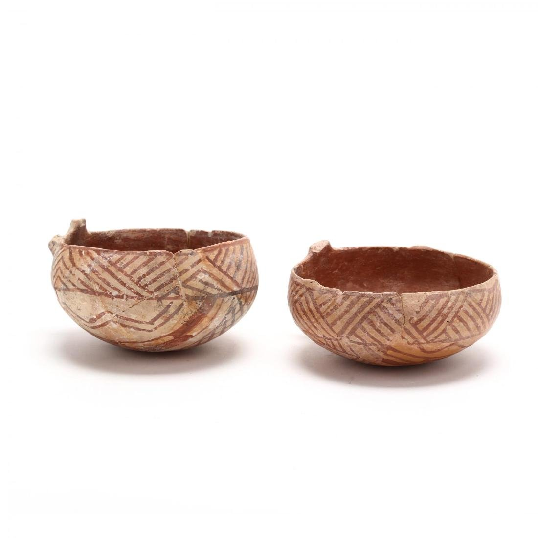 Pair of Mycenaean Bowls