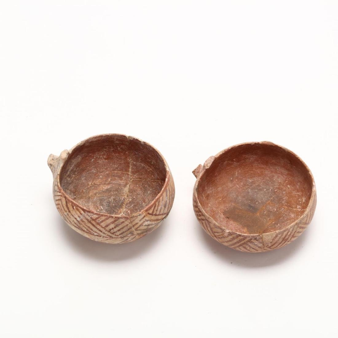 Pair of Mycenaean Bowls - 2