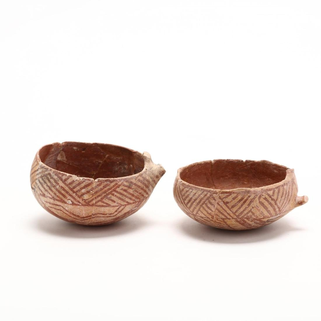 Pair of Mycenaean Bowls - 4