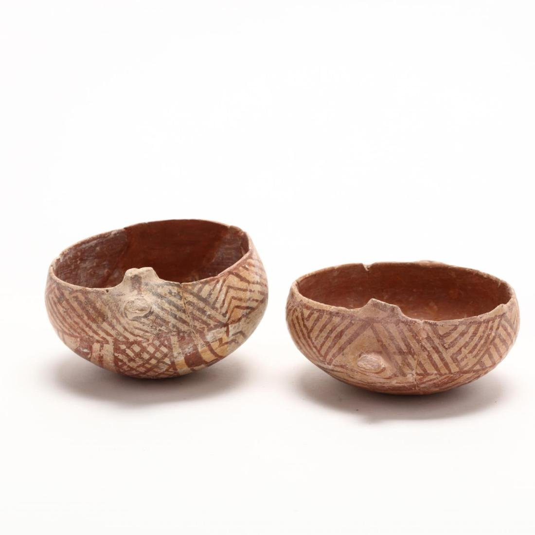 Pair of Mycenaean Bowls - 5