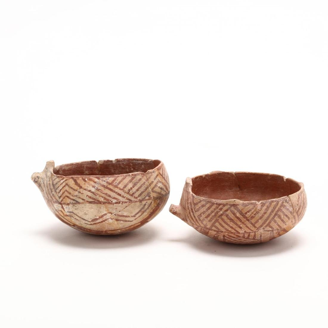 Pair of Mycenaean Bowls - 6