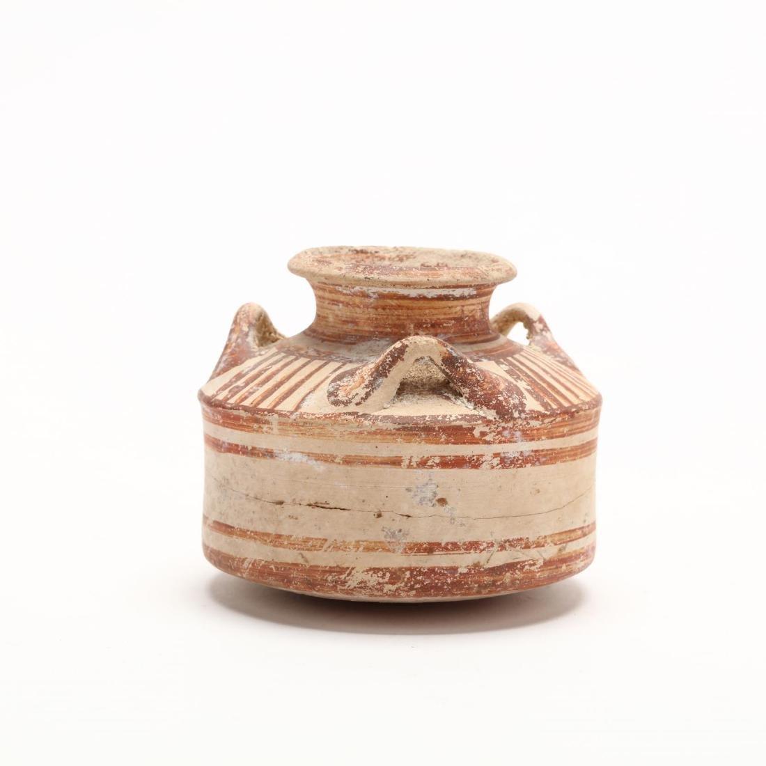 Cypro-Mycenaean Pottery Vessel - 4