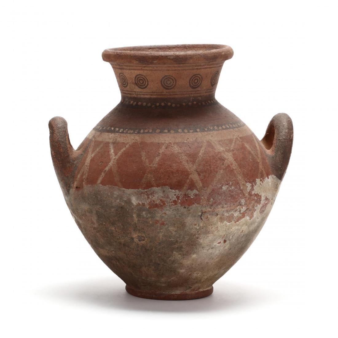 Large Cypro-Geometric Jar, Ex. Cesnola Collection