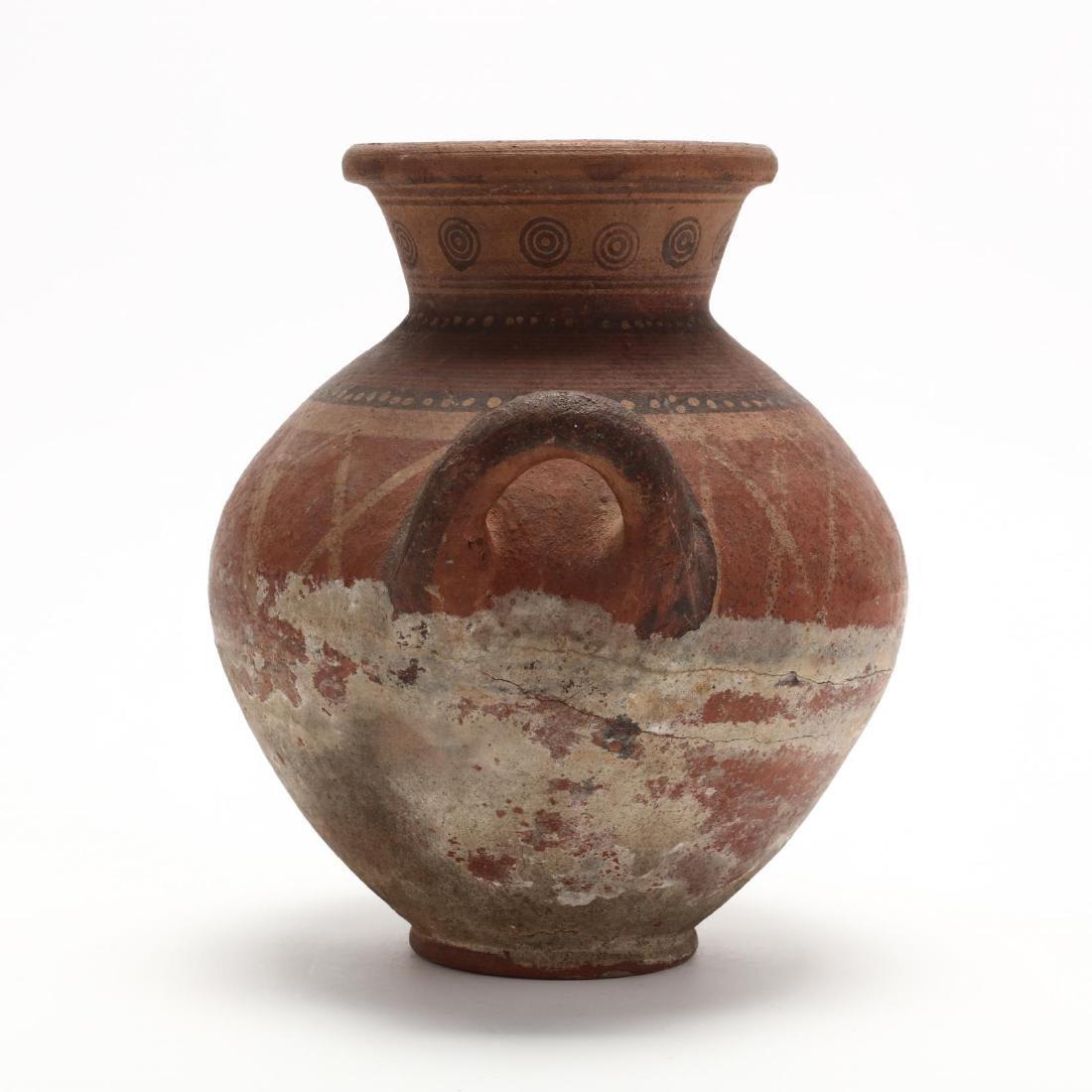 Large Cypro-Geometric Jar, Ex. Cesnola Collection - 3