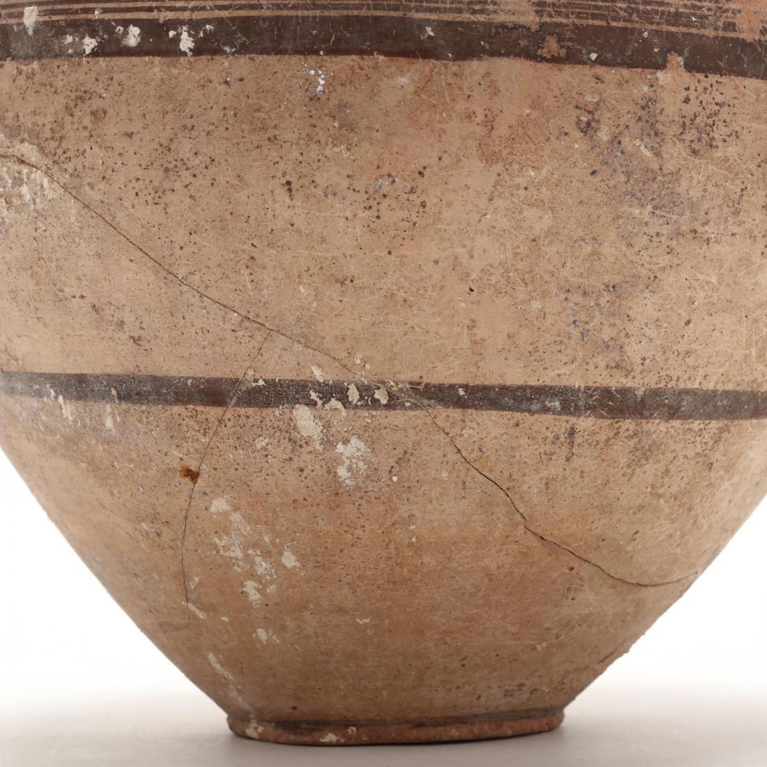 Cypro-Geometric Bichrome Amphora - 5
