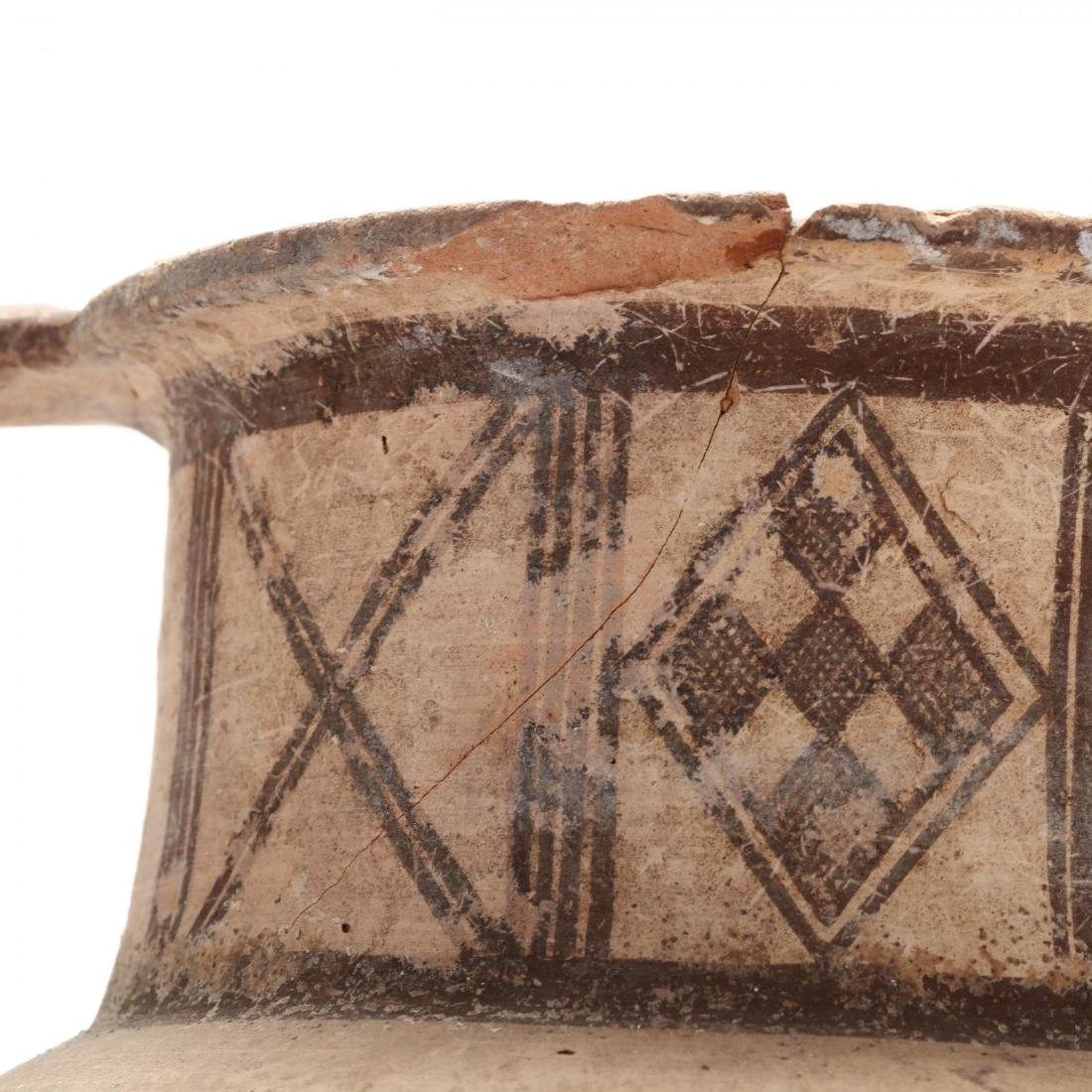 Cypro-Geometric Bichrome Amphora - 7