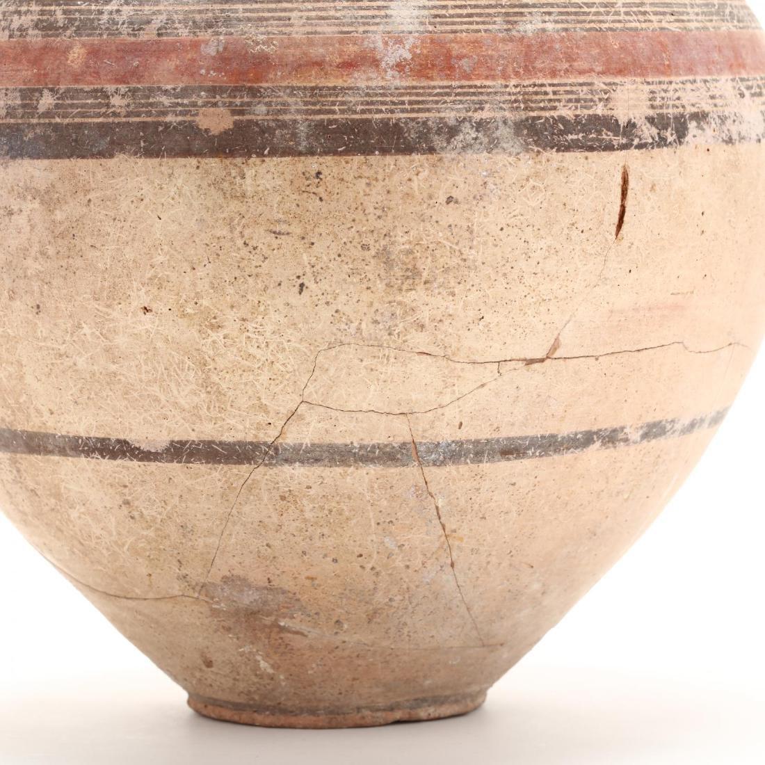 Cypro-Geometric Bichrome Amphora - 8