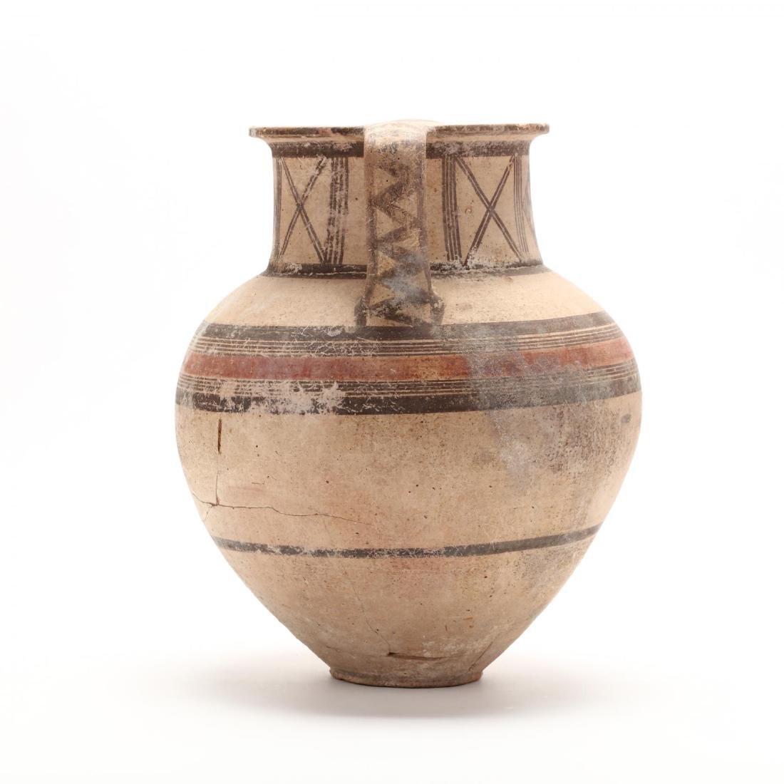 Cypro-Geometric Bichrome Amphora - 9
