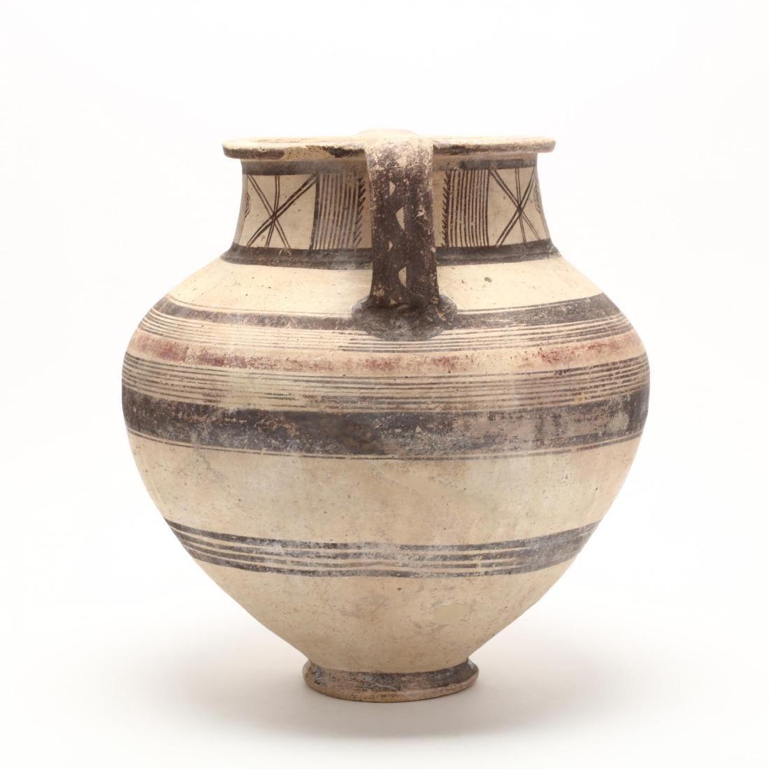 Cypro-Geometric Bichrome Amphora - 3