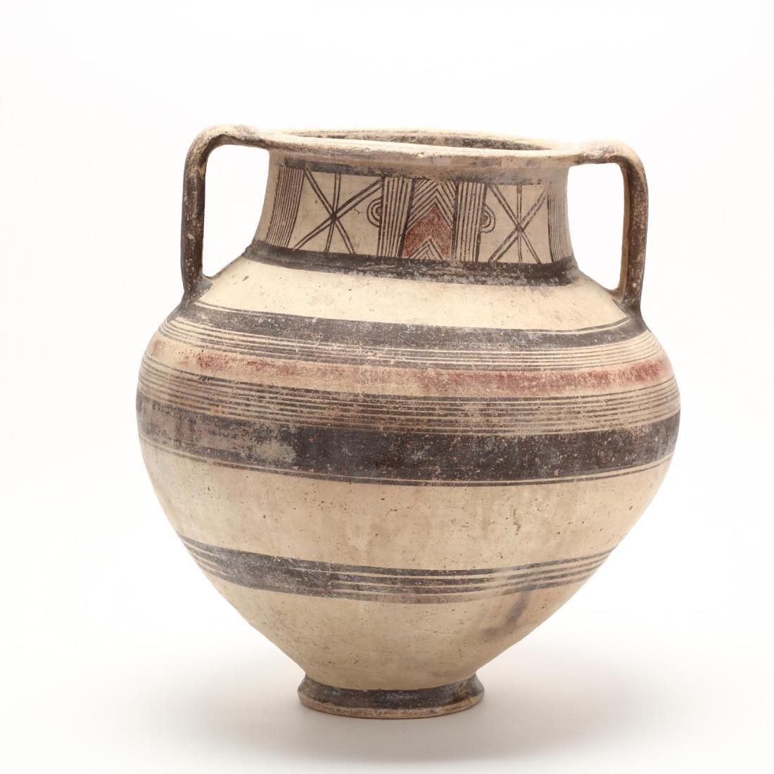 Cypro-Geometric Bichrome Amphora - 4